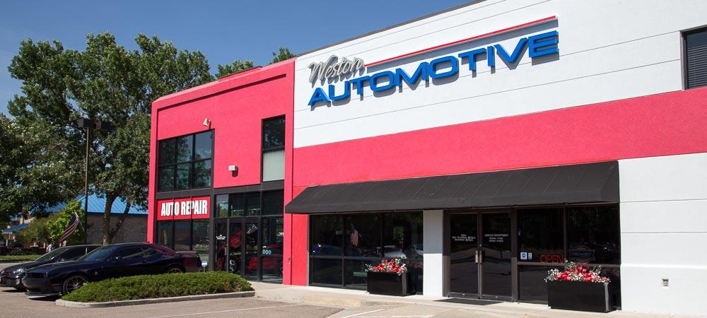 Fort Collins Complete Auto Service Weston Auto Service