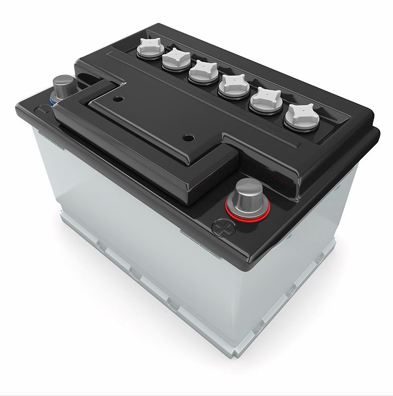 car battery step by step guide