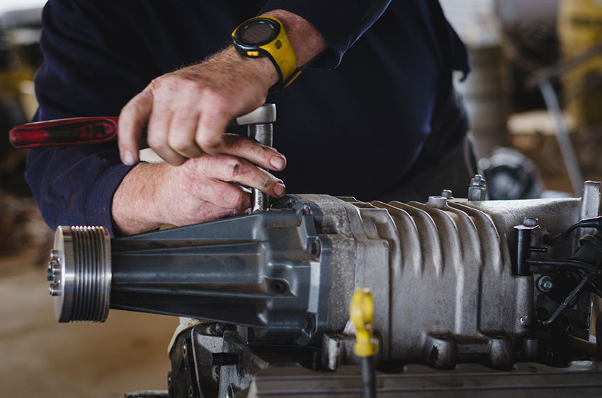 mechanic working in Fort Collins